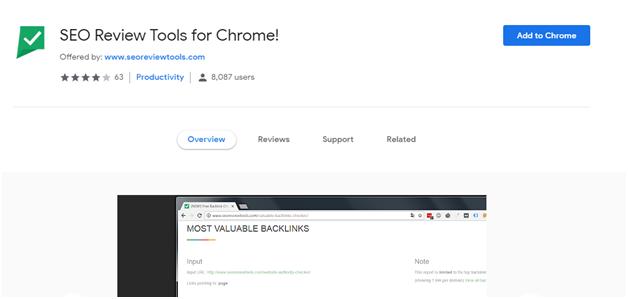 10 SEO Chrome Apps